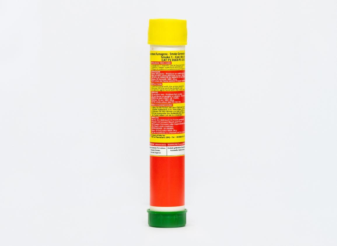 Rooksignaal 1 geel